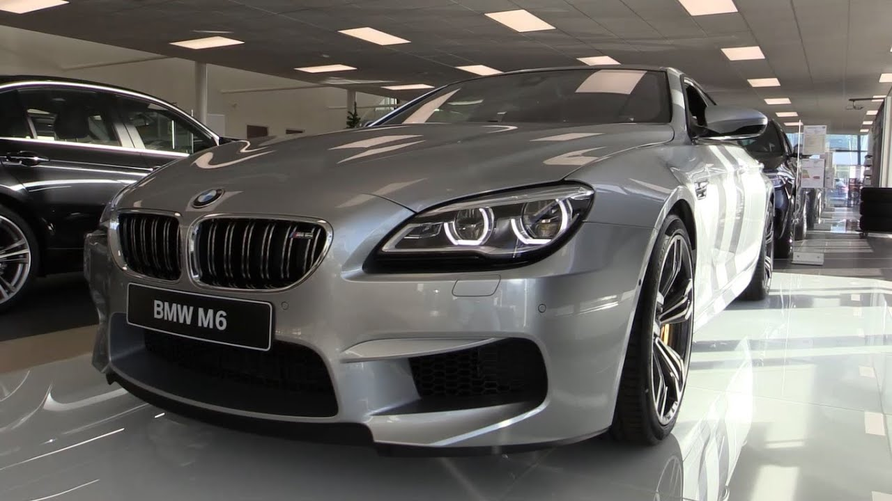 2017 bmw m6 gran coupe competition package in depth review interior exterior youtube