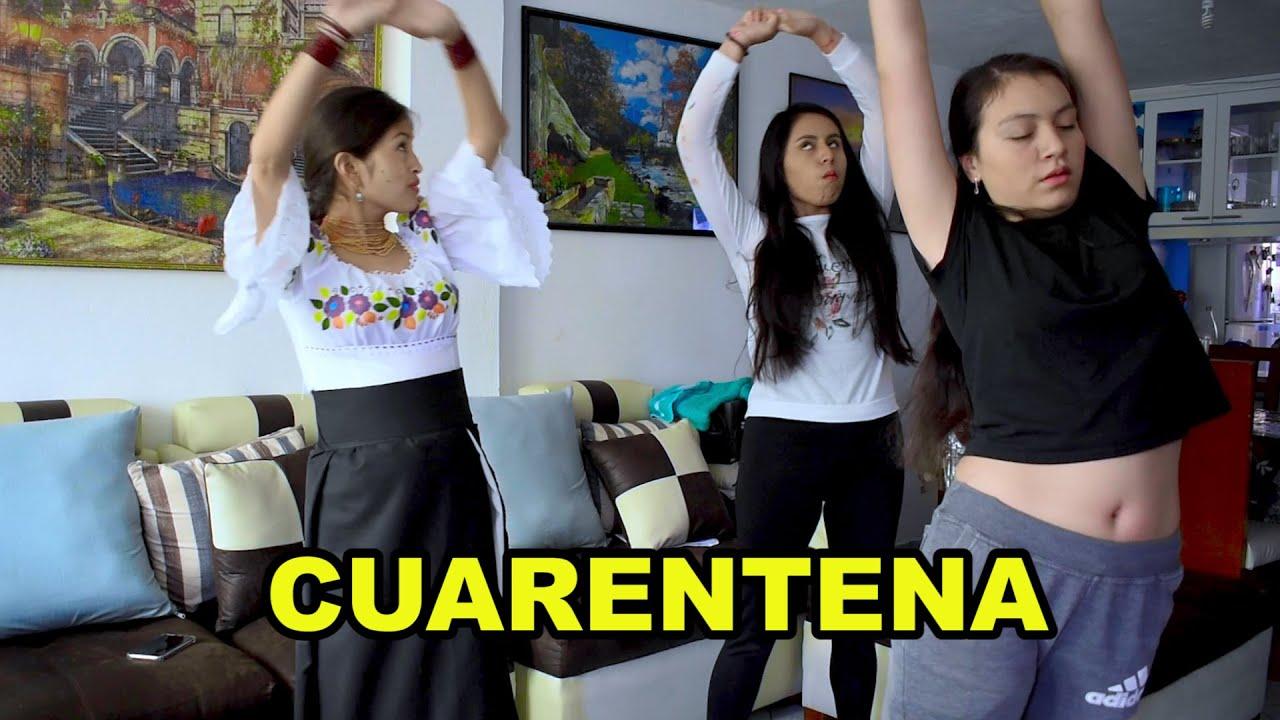 TIPO DE PERSONAS EN CUARENTENA - MARCOS OTAVALO CAP 32