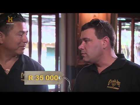 Звезды ломбарда  ЮАР   1 сезон 4 серия  Самозащита