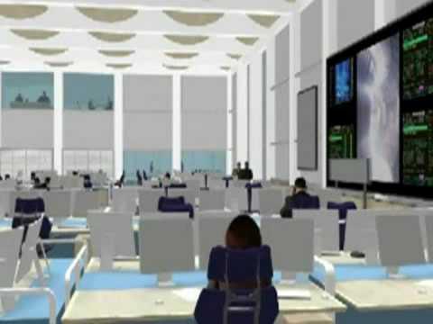 ITER Control Room Concept Design