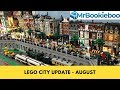 LEGO City Update   August  Harry Potter and Ninjago