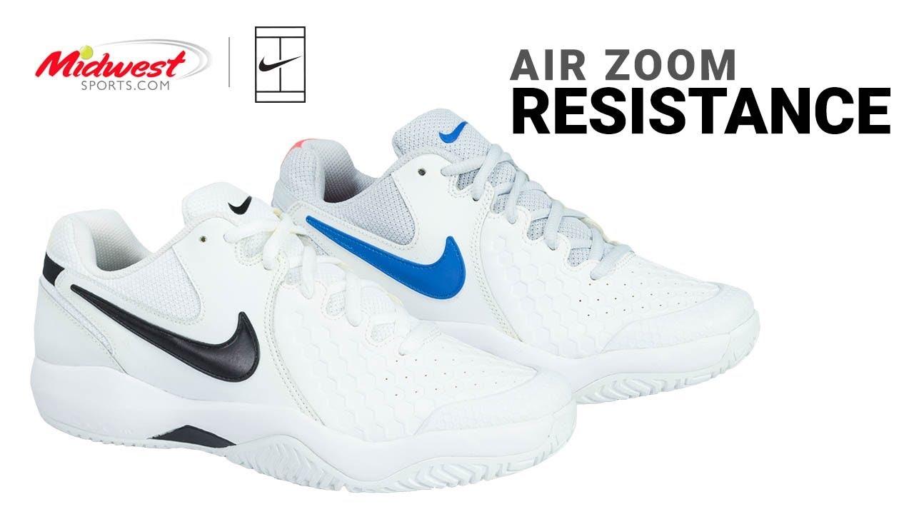 nike air zoom resistance dames