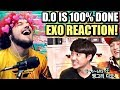 D.O is 100% Done with EXO | LOVABLE MEME KYUNGSOO! | REACTION!!