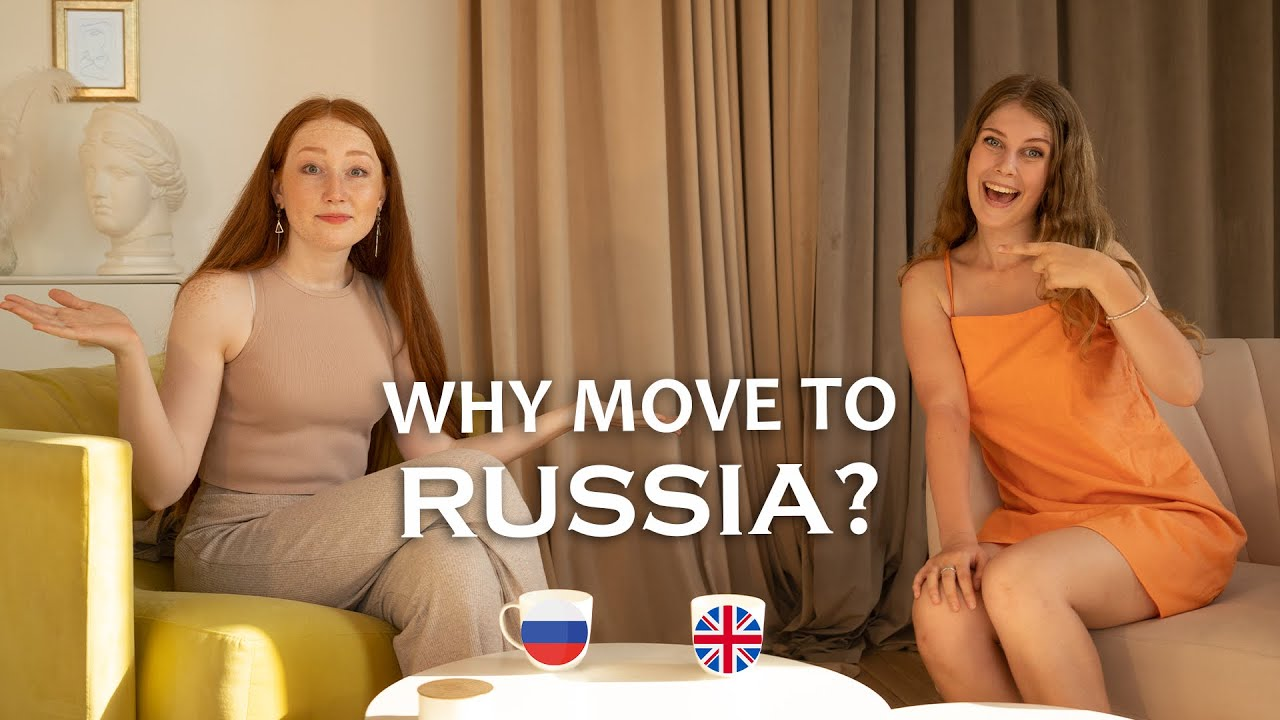 Living in Russia without speaking Russian  British expat experience