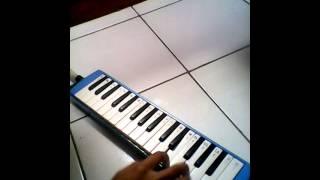 Himawari no Yakusoku (cover Pianica)