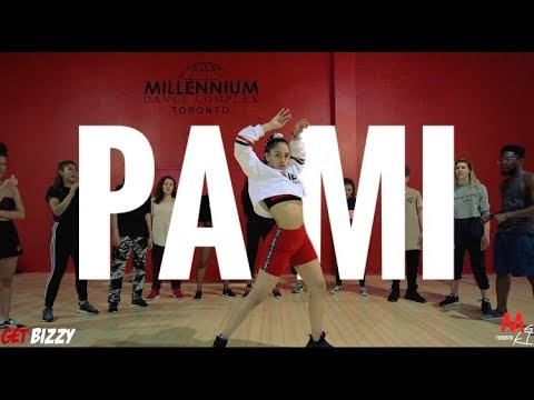 Pa Mi - Tory Lanez & Ozuna | Dance Choreography @Bizzyboom