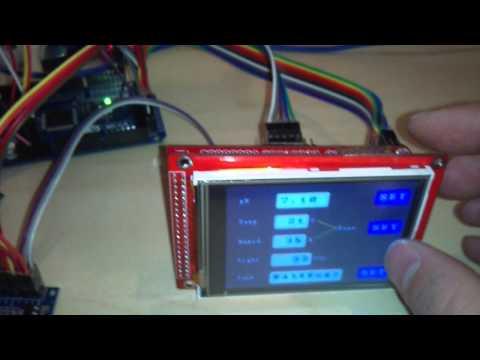 Arduino Hydroponics Controller
