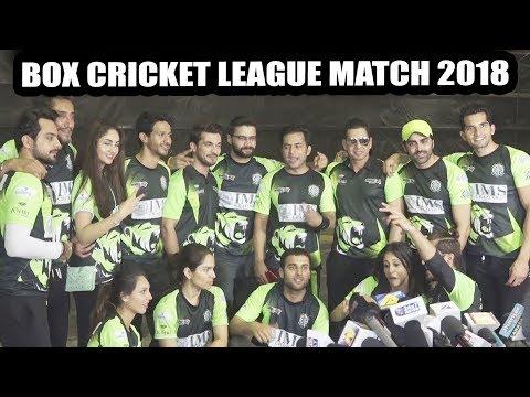Mumbai Tigers Vs Ahmedabad Express | Box Cricket League Match 2018 | BCL 2018