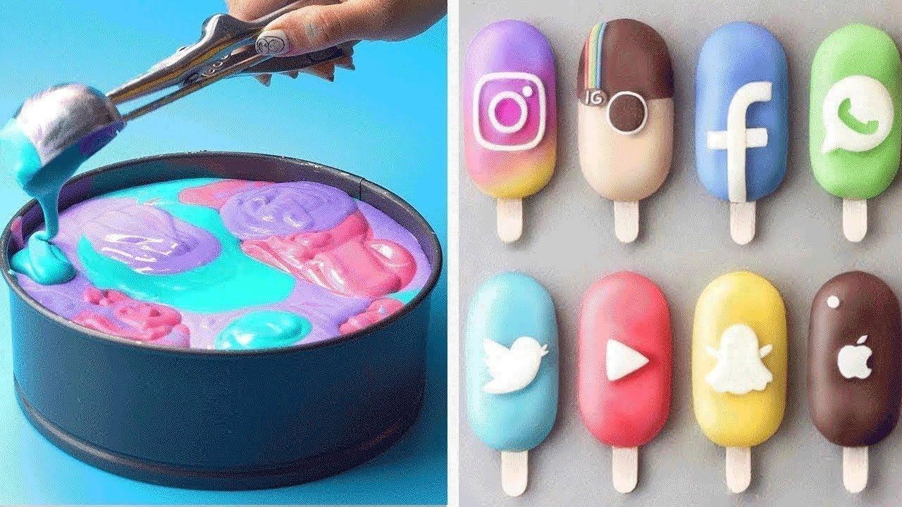 Most Satisfying Cakes Decorating Ideas Compilation 😍 #shorts #shortsvideo #Amazing Cake #HowToCake
