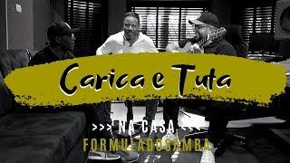 PEZINHO recebe CARICA SENSAÇÃO e TUTA ALMEIDA na Casa Fórmula do Samba