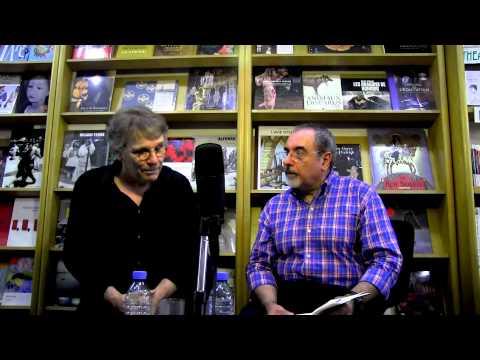 Daniel Pennac en Librería Las Mil y Una Hojas (Buenos Aires)