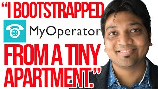 Ankit Jain, MyOperator : Journey of setting up one of India's biggest cloud telephony companies