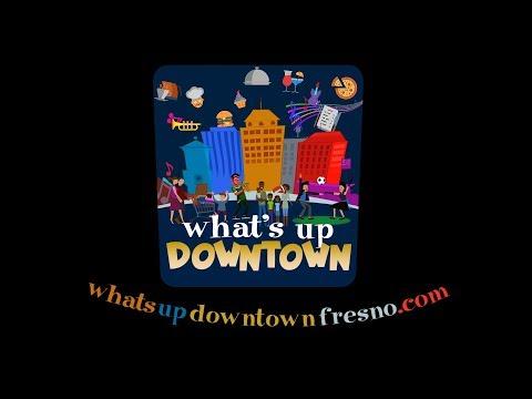 Fresno Downtown 1984