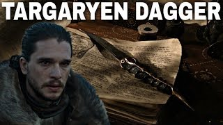 What's The Real Story Behind The Catspaw Dagger? - Game of Thrones Season 8 (End Game Theory)