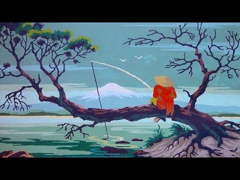 Beautiful Japanese Music - Fishing Village