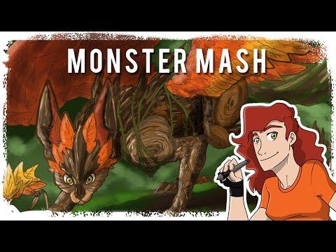 Forest Spirit    Twitch Monster Mash