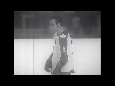 1970 NHL NY Rangers @ Toronto 10 17 1970