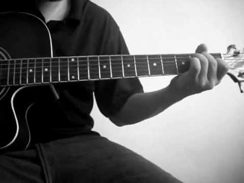 So Far Away (Acoustic Guitar Cover) - YouTube