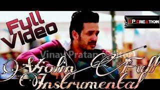 HELLO !! {Taqdeer} Best Instrumental Violin Full Video Song...