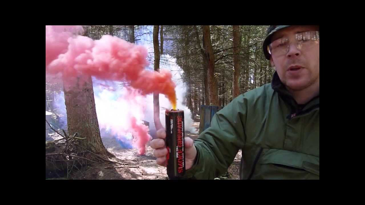 b8a0969dee6eb Burst smoke grenades - outdoorsman supplies