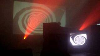 Aphex Twin - iz us live in Krems 2009