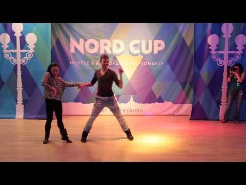 Nord Cup 2015. Invitation Jack'n'Jill Екатерина Егорова & Евгений Корнеев