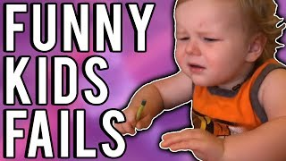 Funny Kids Fails June 2017 | A Fail Compilation by FailUnited