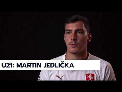 U21 | Rozhovor s brankářem Lvíčat Martinem Jedličkou