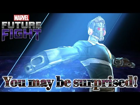 T-3 Starlord Delivers Surprising Results! Marvel Future Fight