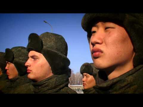 «Один день» в военной части воздушно-космической обороны