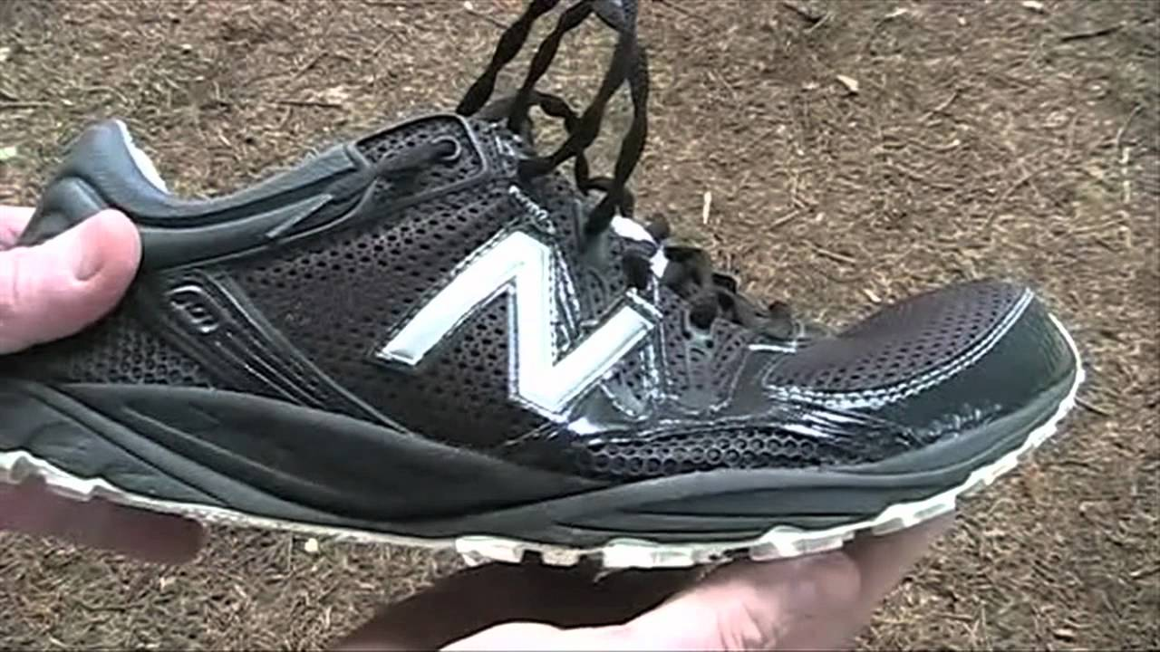 Trail Running Shoes For Ultralight Backpacking