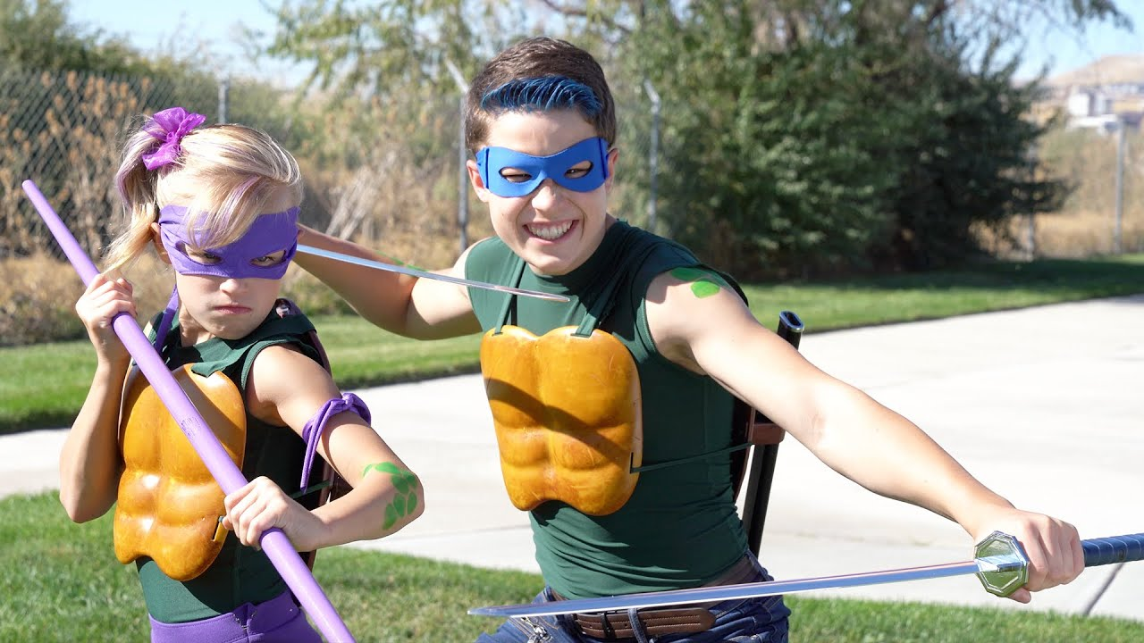 Download Ninja Turtles The Next Batch! Trailer