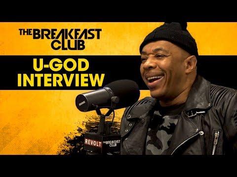 U-God Discusses His Memoir, Life Before Wu-Tang + That Time He Checked Leonardo DiCaprio