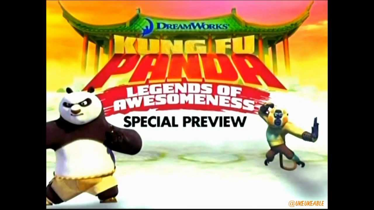 Watch Kung Fu Panda: Legends of Awesomeness S02E12 ...