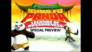 hq kung fu panda legends of awesomeness sneak peek promo