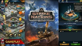 Strike Of Nations Empire Of Steel Gameplay Youtube