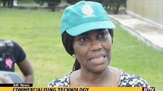 Commercialising Technology - AM News on JoyNews (15-8-17)