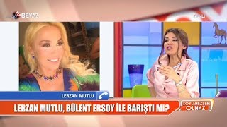 Lerzan Mutlu'dan ''Seda Sayan-Bülent Ersoy'' açıklaması!!! 2017 Video