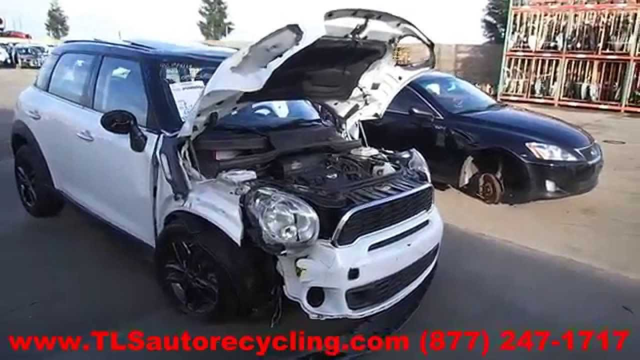 2012 Mini Cooper Countryman Parts For Sale Save Up To 60