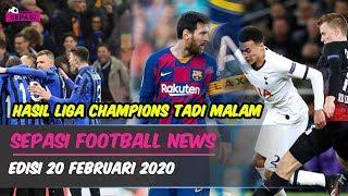 Atalanta Sikat Valencia 💥 Tottenham Takluk di Kandang Sendiri 🔥 LA Galaxy Bidik Messi 🧐
