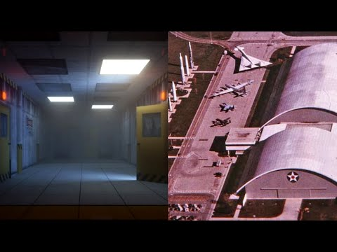 """The Secret Facility """"Hangar 18"""" Crashed UFOs in Ohio's Wright-Patterson Air Force Base - FindingUFO"""