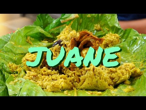 Juane: Typical Peruvian Cuisine from the Amazon Jungle in Iquitos, Peru
