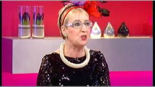 Su Pollard on Loose Women : 4th August 2011