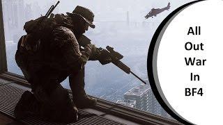 All Out War - Battlefield 4 Montage