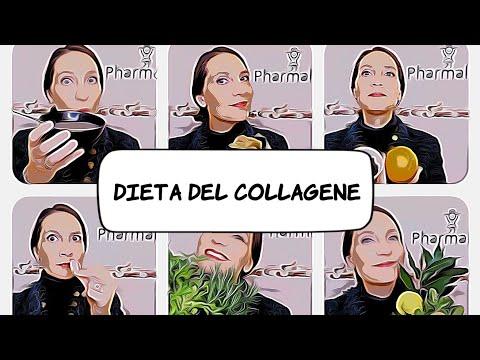 La Dieta del Collagene