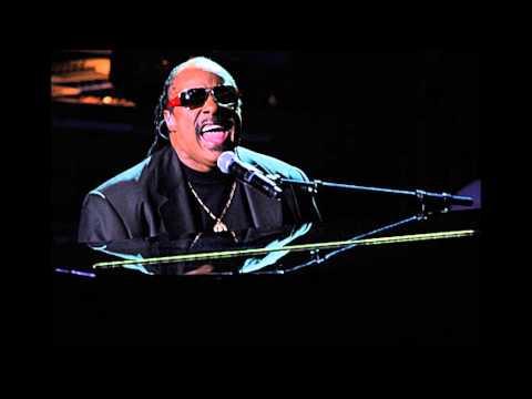 Stevie Wonder- They Won't Go When I Go(live)