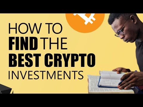 How to Find the Best Crypto Investments Using Token Metrics