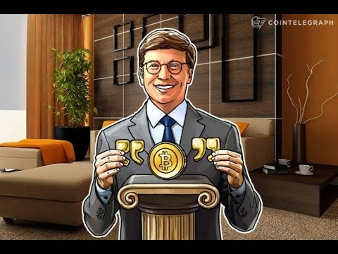 Bitcoin Private/Bill Gates Comments/LTC & BTC gearing up for Bull Run