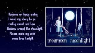 moumoon / moonlight / English ver.