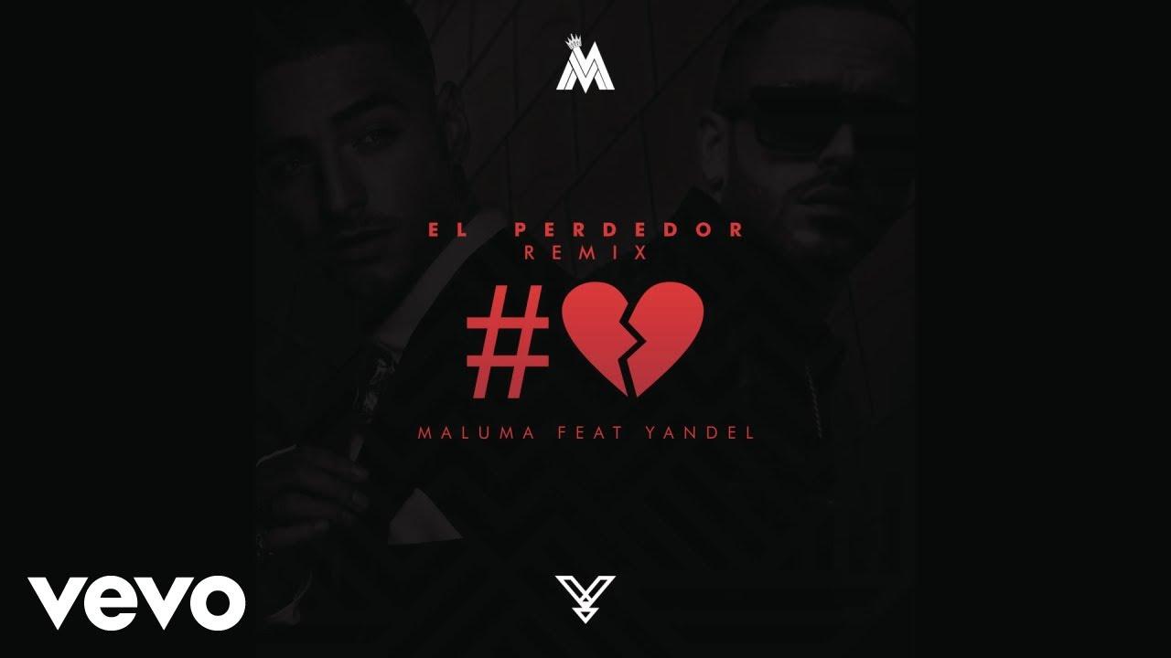 Download Maluma - El Perdedor (The Remix)[Cover Audio] ft. Yandel